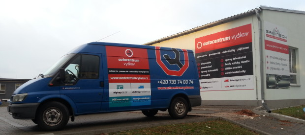 Firma, servis a půjčovna